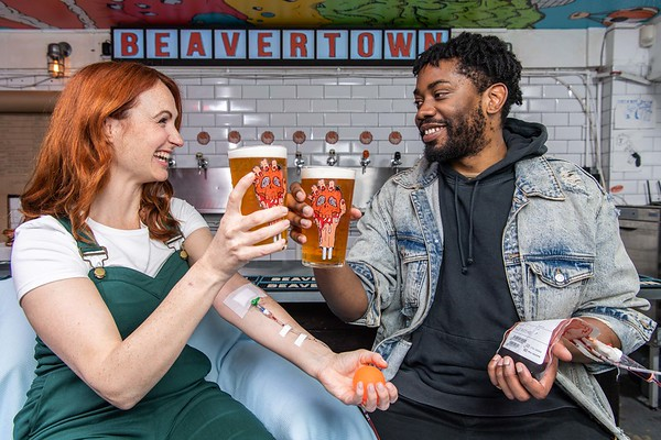 7/5/19 - BEAVERTOWN BREWERY OFFERS BEER FOR BLOOD DONATIONS