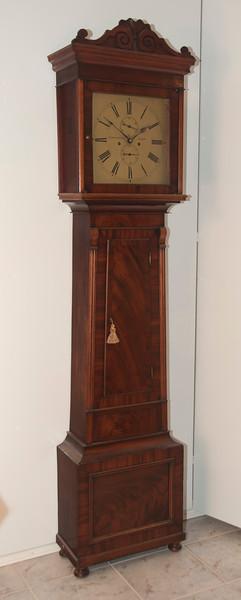 British Long-Case Clocks