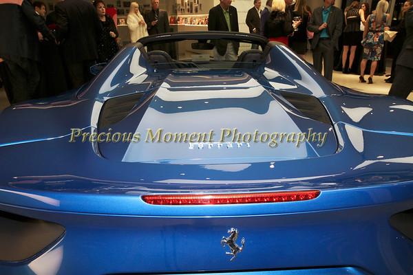 Ferrari - Maserati of Palm Beach Party January 2016 and La Belle Macchina (Jet Center)