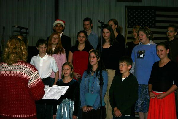 2005-12-BCSA Christmas Concert