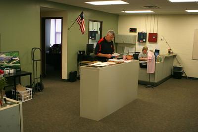 9/25/2009 - Middle School Office