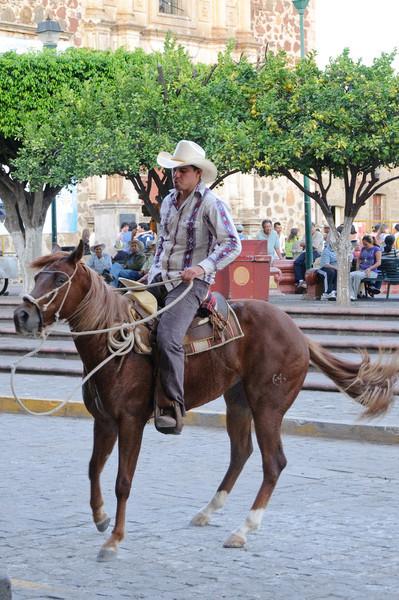 Tequila vaquero