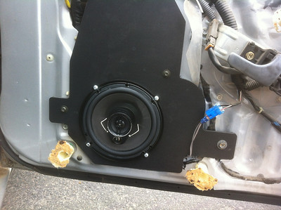1991 Nissan 300ZX Front Speaker Installation - USA
