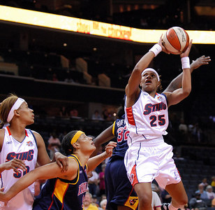 6/9/06 - WNBA: Charlotte Sting vs Indiana Fever