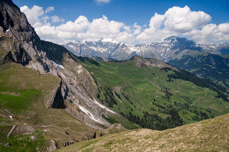 Adelboden Area