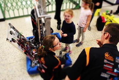Robot Demonstrations