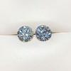 4.08ctw Old European Cut Diamond Pair, GIA I VS2, I SI1 0