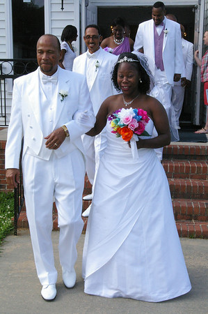 Sam & Latarica Oakley's Wedding
