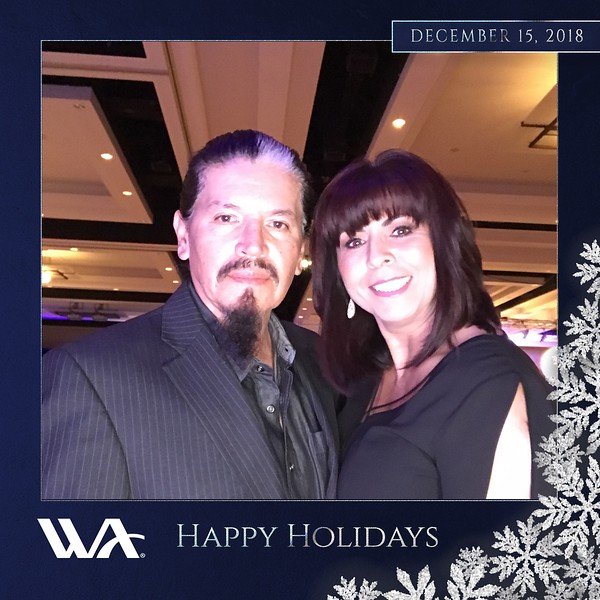 Western Alliance Holiday Party - Roamer Booth