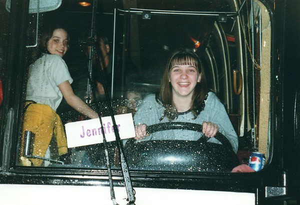 1999 March Jenn's Oregon Trip