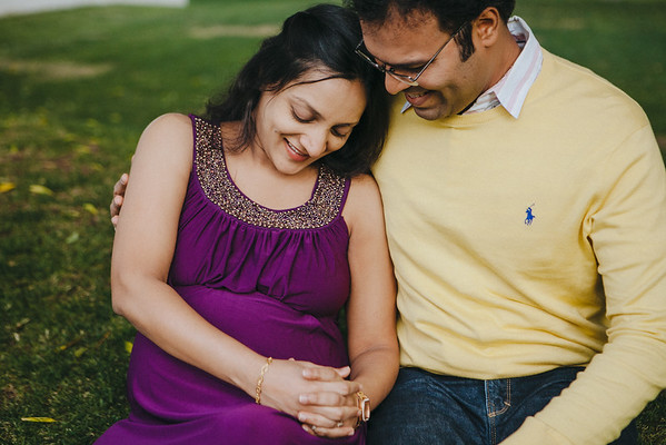 Chandu & Divya | Expecting