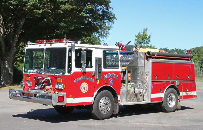 Engine 3 1991 KME 1500 / 750