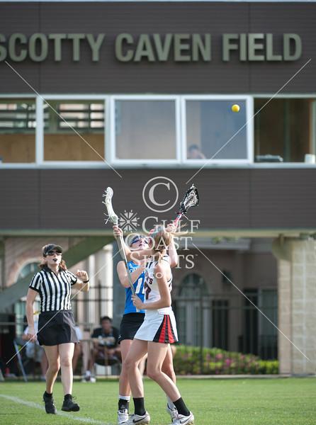2011-03-22 Lacrosse Varsity Girls Episcopal @ St. John's