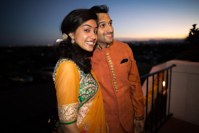 Sangeet & Mendhi - Friday Night