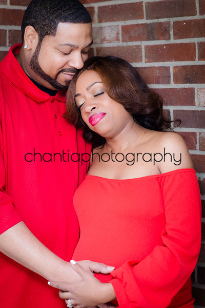 Nicole's Maternity Shoot