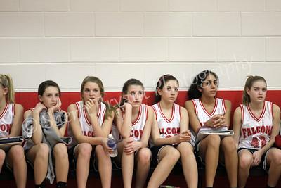 FMS Girls Basketball vs Pioneer
