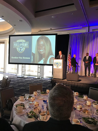 Heather's Induction into the Minnesota High School Hall of Fame
