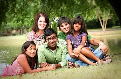 AJ, Deb and Kiddos