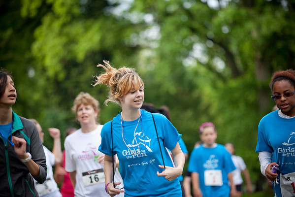 Girls on the Run 5k May 2012