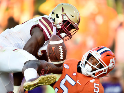 Clemson vs Boston College 2017