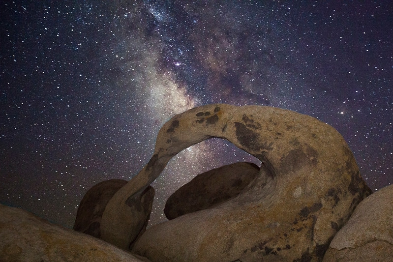 Galactic Arch
