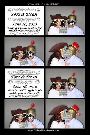 Tori & Dean's Wedding