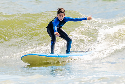 Yaakov Kay surfing Long Beach 9-3-20