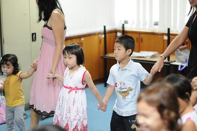 Sunday School Promotion 2010
