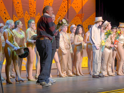 A Chorus Line: Thank Yous and Group Photos