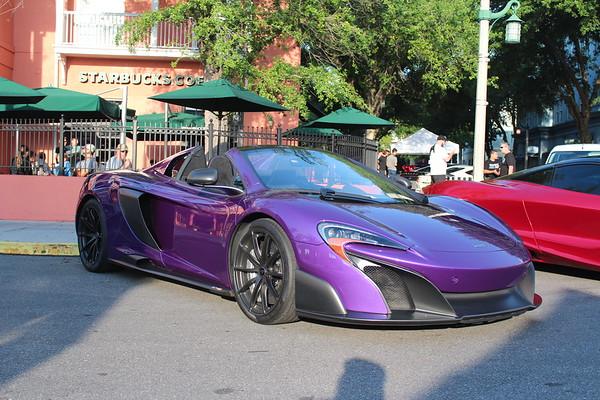 CELEBRATION EXOTIC CAR SHOW 04-06-19