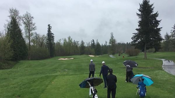 Dex Golf - Bellevue - Green River 4-24-2017