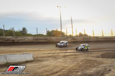 Lebanon Valley Speedway - Lucas Ballard - 7/21/18