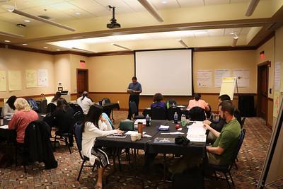 Building Native Communities Workshop