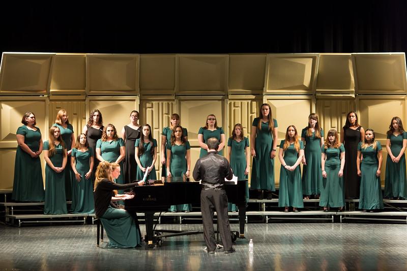 Mohave Spring Choir Concert