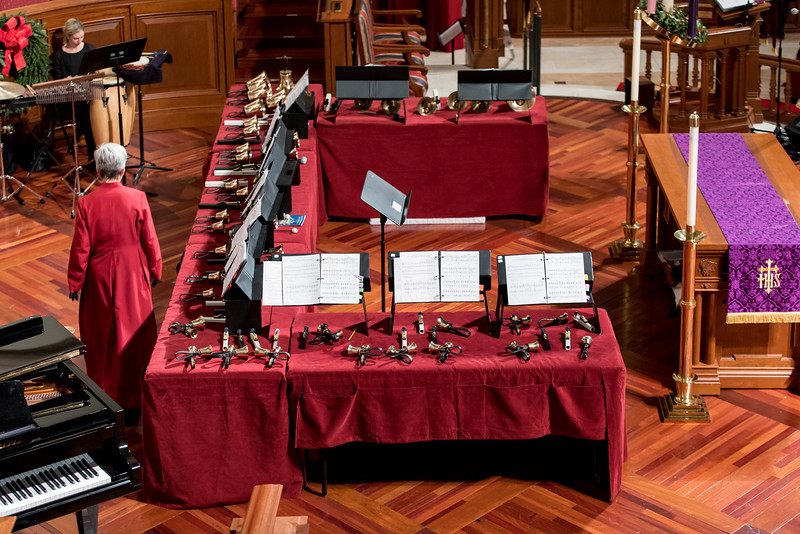 12.04.16 Candles Bell Choir