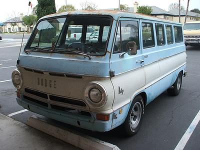 Baja Charlie's Dodge