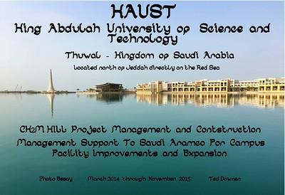 KSA_KAUST-PhotoEssay-CH2M KAUST-Mar2014-Nov2015