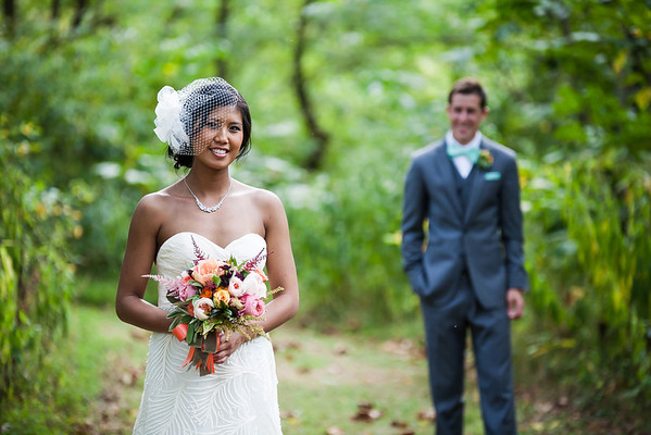 Gina + Mike | Goose Creek Gardens