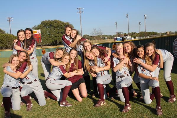 Softball Varsity-JV Program Pics
