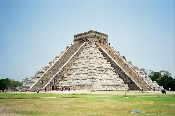 Cancun, Mexico 1998