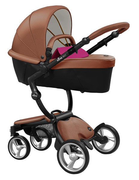 Mima_Xari_Product_Shot_Camel_Flair_Black_Chassis_Hot_Magenta_Carrycot.jpg