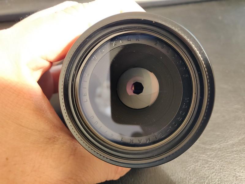 Leica 100mm 4 Macro-Elmar-R - Serial 2982099 004.jpg