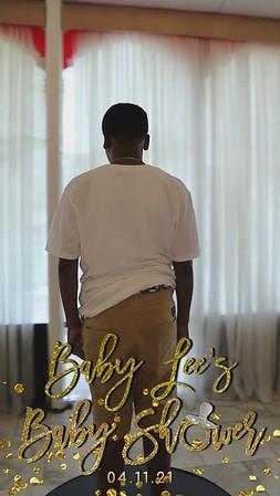 Baby Lee's Baby Shower
