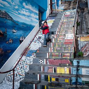 Valparaíso. Cerro Bellavista.