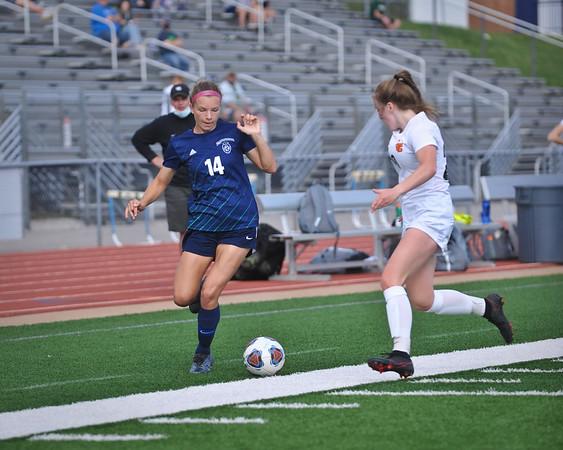 Varsity Girls vs Webster Groves 5/7/2021 Win 1-0