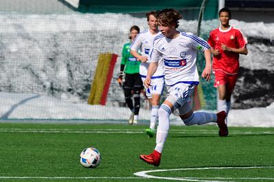 FK Gjøvik-Lyn G16  - Drøbak Frogn G16   14/04/2018   --- Foto: Jonny Isaksen