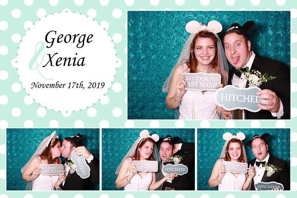 Xenia & George 11/17/19