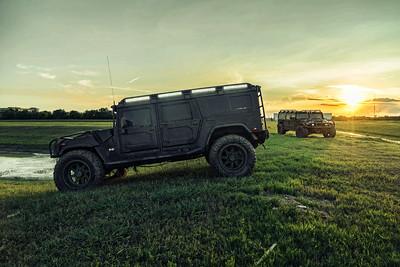 EVS Search & Destroy H1 Hummers