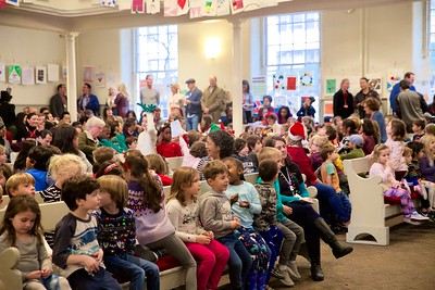 Lower School Singalong | Dec. 13