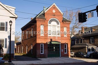 Salem, MA Firehouses